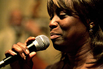 The Lady T Jazz Combo performs on April 18 at 6:30 p.m. at the North Riverside Public Library, 2400 Desplaines Ave. The jazz quartet features vocalist Toscanellie Marcelain, who will perform standards and songs from her CDs.