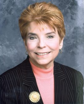 The Judy Baar Topinka Charitable Foundation invites all to its inaugural fundraiser celebrating the life and legacy of the late state legislator, state comptroller and treasurer on April 12 from 6 to 8 p.m. at Mayne Stage, 1328 W. Morse in Chicago.