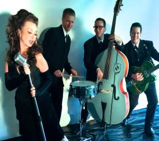 Brookfield Parks and rec presents an evening of sound from the 1950s and 1960s with Rosie and the Rivets under the band shall in Kiwanis Park, next door to the Brookfield Village Hall, 8820 Brookfield Ave., on Friday, Aug. 3 from 7 to 8:30 p.m.