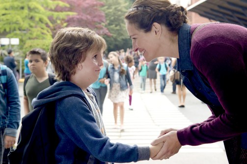 "Jacob Tremblay and Julia Roberts in ""Wonder"" North Riverside Parks and Recreation welcomes all to its next Free Popcorn and Movie matinee on Friday, Sept. 21 at 1 p.m. in the Council Room of the Village Commons, 2401 Desplaines Ave."