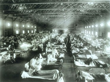 """Join Tina Beaird, owner of Tamarack Genealogy, for """"Pandemic 1918! Combating the Spanish Influenza during the Great War"""" on Thursday, Sept. 27 at 7 p.m. in the Public Meeting Room of the Riverside Public Library, 1 Burling Road."""