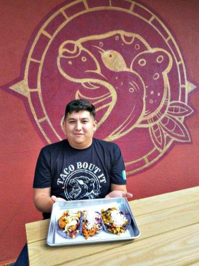 Enrique Ortega | Photo by Melissa Elsmo/Food Writer