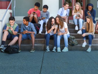 "Riverside-Brookfield High School, 160 Ridgewood Road in Riverside, invites parents and the community to a screening of the award-winning documentary ""Screenagers"" on Tuesday, Oct. 16 at 7 p.m. in the auditorium. 