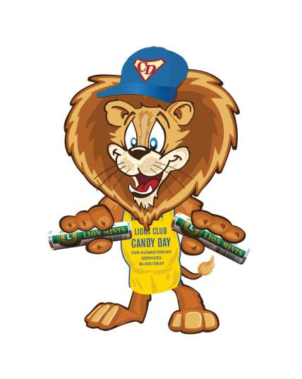 The Riverside Township Lions Club will join Lions clubs around the state for their annual Candy Days, which will be held Thursday and Friday, Oct. 11 and 12.