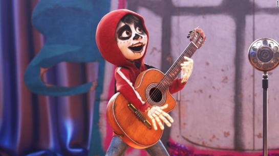 """Pillars Community Health's Buddy's Place program hosts a free family movie morning featuring the Disney Pixar film """"Coco"""" at the LaGrange Theatre, 80 S. LaGrange Road in LaGrange, on Nov. 3 from 9 a.m. to noon."""