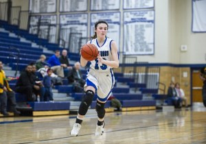 RBHS forward Brenna Loftus led the Bulldogs to 20 wins and the Metro Suburban Conference championship this season. She also earned MVP honors in conference. (File photo)