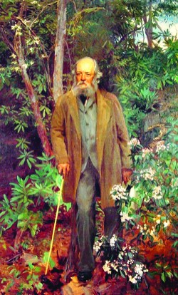 Frederick Law Olmsted (Painting by John Singer Sargent)