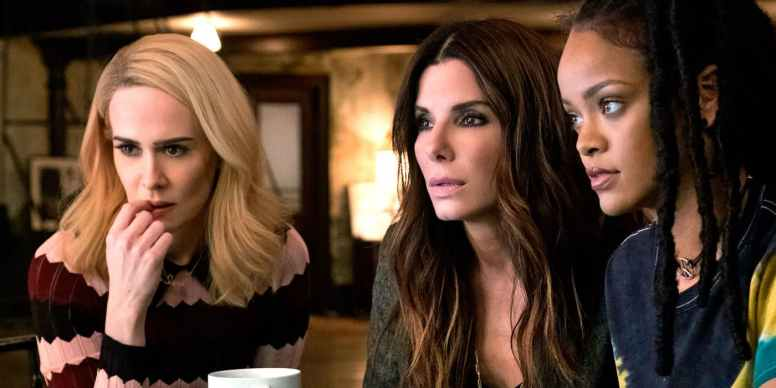 """North Riverside Parks and Rec continues its free Popcorn and a Movie series on Friday, May 10 at 1 p.m. with a screening of """"Ocean's 8,"""" starring Sandra Bullock, Cate Blanchett and Anne Hathaway in the council chamber of the North Riverside Village Commons, 2401 Desplaines Ave."""