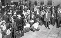 """In conjunction with its 2019 Brookfield Reads! initiative, Brookfield Public Library, 3609 Grand Blvd. hosts Chicago historian Clarence Goodman and his lively and informative program """"The Great Migration and the Great War: Conflict Fuels Progress"""" on Monday, May 20 at 7 p.m."""