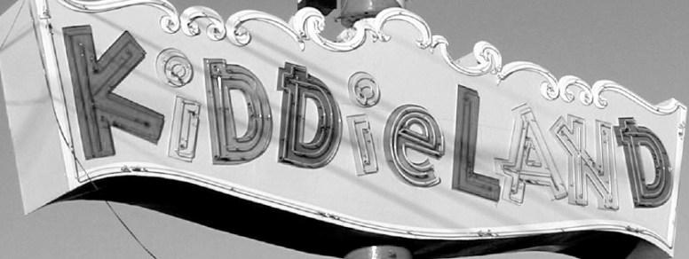 """Kiddieland Remembered"" (photo by pixeljon)"