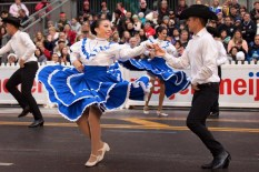 Ballet Folklorico Sones Mexicanos will entertain at Comboni Fest on Aug. 17.