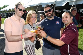 Brookfield Zoo hosts its annual ZooBrew beer tasting festival on Aug. 24.