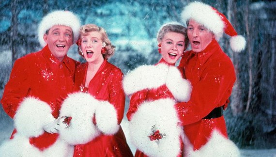 """North Riverside Public Library gets into the season with a screening of the holiday film classic """"White Christmas"""" on Dec. 4."""