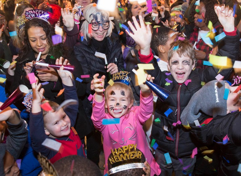 Brookfield Zoo, 3300 Golf Road in Brookfield, hosts its annual Zoo Year's Eve celebration on Tuesday, Dec. 31.