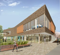 The Linda Sokol Francis Brookfield Library will break ground in 2020.