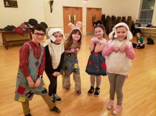 """The Riverside Theater Guild presents """"The Princess Who Wouldn't Smile"""" Feb. 22, 23, 24, 29 and March 1 at the township hall."""