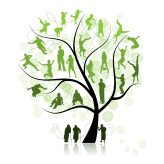 If you hold a Riverside Public Library card, you can delve into your family tree using Ancestry.com for free during the month of April.