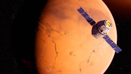 Learn what we've discovered about Mars from Michelle Nichols, director of public observing at Adler Planetarium, during a Zoom teleconference courtesy of Riverside Public Library on April 22.