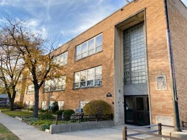 St. Barbara School, 8900 Windemere Ave., Brookfield (Bob Uphues/Editor)