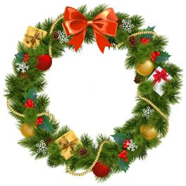 Brookfield Public Library invites you to learn basics, best practices, tips and tricks for making your own holiday wreaths on Nov. 19 at 6 p.m.
