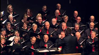 The Tower Chorale performs a mini concert of uplifting Christmas music whenever it's convenient for you, via YouTube, through the month of December.