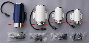 Electric Oil Feed and Scavenge Pumps