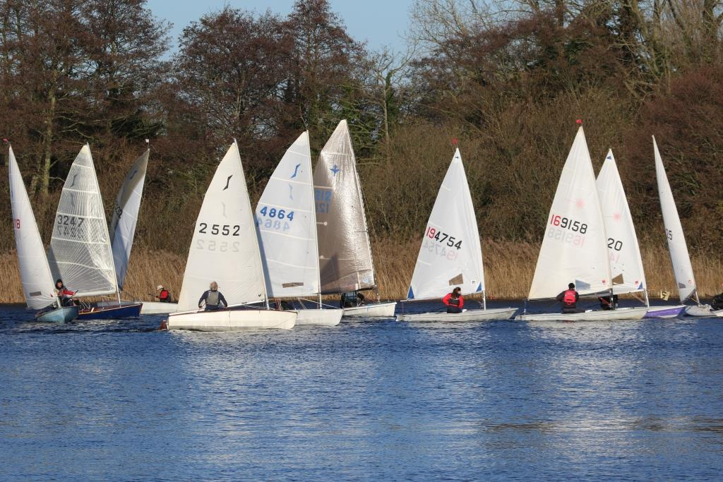 Winter Regatta Report & Photos