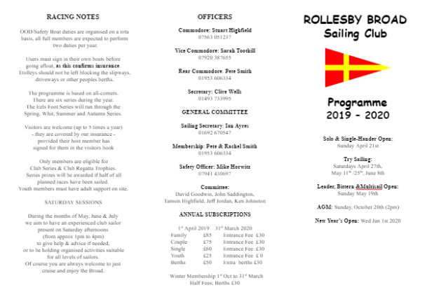 Click on Image to view Full PDF of Programme