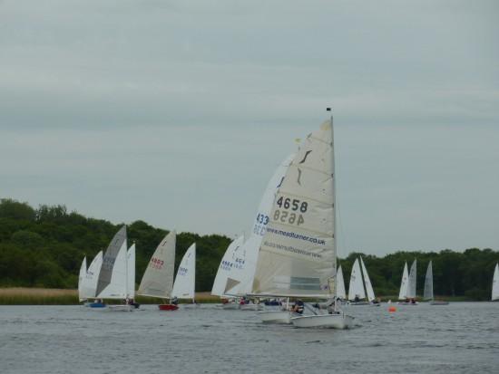 2010 RBSC Solo Open downwind leg
