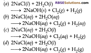 RBSE Solutions for Class 10 Science Chapter 5 Chemistry in Everyday Life