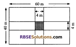 RBSE Solutions for Class 9 Maths Chapter 11 Area of Plane Figures Ex 11.4