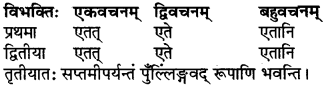 RBSE Class 6 Sanskrit परिशिष्टम् 23