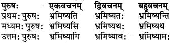 RBSE Class 6 Sanskrit परिशिष्टम् 44