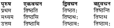 RBSE Class 7 Sanskrit व्याकरण शब्द रूप प्रकरणम् 55