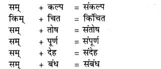 RBSE Class 9 Hindi व्याकरण सन्धि 9
