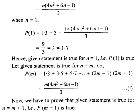 RBSE Solutions for Class 11 Maths Chapter 4 Principle of Mathematical Induction Ex 4.1 8