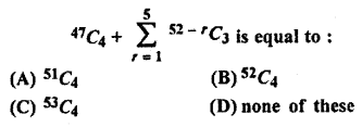 RBSE Solutions for Class 11 Maths Chapter 6 Permutations and Combinations Miscellaneous Exercise 3