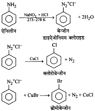RBSE Solutions for Class 12 Chemistry Chapter 10 281a