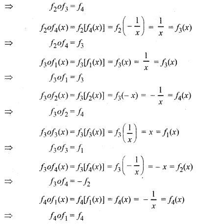 RBSE Solutions for Class 12 Maths Chapter 1 Ex 1.2 2