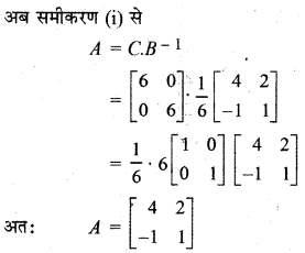 RBSE Solutions for Class 12 Maths Chapter 5 Additional Questions 20
