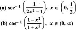 RBSE Solutions for Class 12 Maths Chapter 7 अवकलन Ex 7.2 20