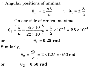 RBSE Solutions for Class 12 Physics Chapter 12 Nature of Light 42