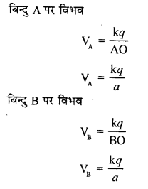 RBSE Solutions for Class 12 Physics Chapter 3 विद्युत विभव 83