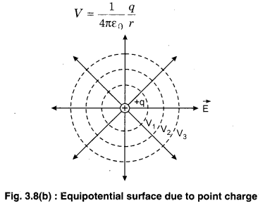 RBSE Solutions for Class 12 Physics Chapter 3 Electric Potential 25