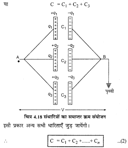 RBSE Solutions for Class 12 Physics Chapter 4 विद्युत धारिता 33