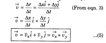 RBSE Solutions for Class 11 Physics Chapter 3 Kinematics 21