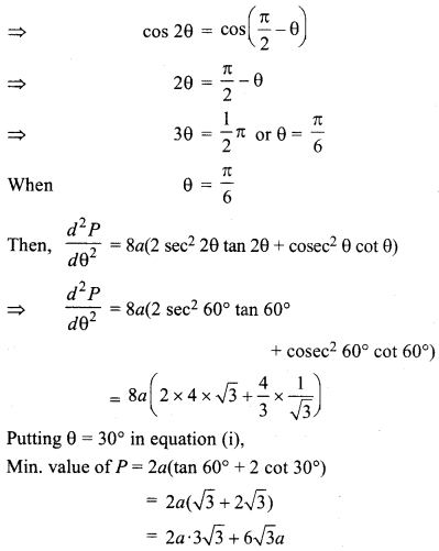 RBSE Solutions for Class 12 Maths Chapter 8 Application of Derivatives Ex 8.6
