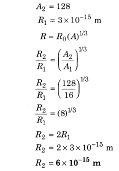 RBSE Solutions for Class 12 Physics Chapter 15 Nuclear Physics 30