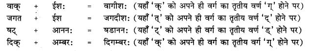 RBSE Class 10 Sanskrit व्याकरणम् सन्धिः image 13
