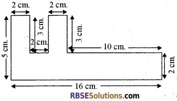 RBSE Class 5 Mathematics Model Paper 3 English Medium 3